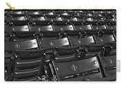 Fenway Park Red Bleachers Bw Carry-all Pouch