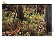 Fern Forest Floor Carry-all Pouch