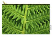 Fern Frond Carry-all Pouch