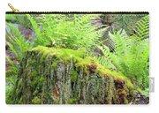 Fern Garden Carry-all Pouch