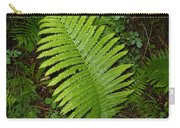 Fern Leaf In June Carry-all Pouch