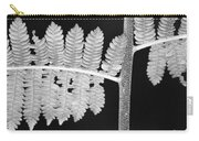 Fern Leaves 1 Carry-all Pouch