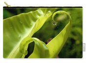 Fern Leaves Carry-all Pouch