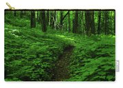 Fern Lined At In Ma Carry-all Pouch