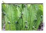 Fern Meet And Greet Carry-all Pouch