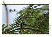 Fern Tree Frond Carry-all Pouch