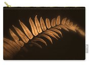 Fern Zen Carry-all Pouch