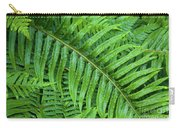 Ferns After A Spring Rain Carry-all Pouch