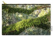 Ferns On Live Oak Carry-all Pouch
