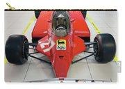 Ferrari 126ck Front Museo Ferrari Carry-all Pouch