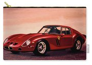 Ferrari 250 Gto 1962 Painting Carry-all Pouch