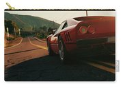 Ferrari 288 Gto At Sunset - 5 Carry-all Pouch