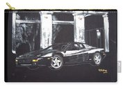 Ferrari 348 Gtr Testarrossa Carry-all Pouch