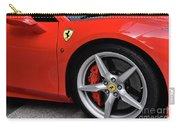 Ferrari 488gtb Carry-all Pouch