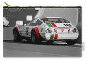 Ferrari Daytona 365 Gtb4 - Italian Flag Livery Carry-all Pouch