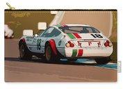 Ferrari Daytona - Italian Flag Livery Carry-all Pouch