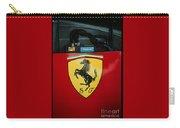 Ferrari F1 Sidepod Emblem Carry-all Pouch