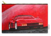 Ferrari Testarrossa Carry-all Pouch
