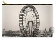 Ferris Wheel, 1893 Carry-all Pouch