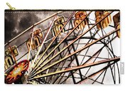 Ferris Wheel At Sunset Carry-all Pouch