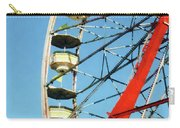 Ferris Wheel Closeup Carry-all Pouch