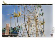 Ferris Wheel Santa Cruz Boardwalk Carry-all Pouch