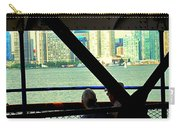 Ferry Across The Harbor Carry-all Pouch