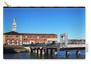 Ferry Building And Pinnacle Building - San Francisco Embarcadero Carry-all Pouch
