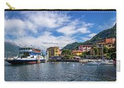Ferry Dock In Varenna Carry-all Pouch