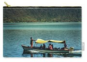 Ferry - Lago De Coatepeque - El Salvador I Carry-all Pouch