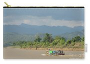 Ferry On The Chindwin 2 Carry-all Pouch