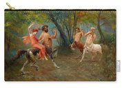 Festival Of Centaurs Carry-all Pouch