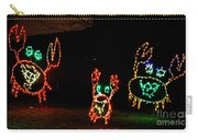 Festive Crab Decorations Carry-all Pouch