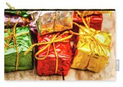 Festive Greeting Gifts Carry-all Pouch