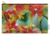 Festive Orchids Carry-all Pouch