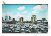 Festive Tampa Bay Carry-all Pouch