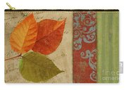 Feuilles II Carry-all Pouch