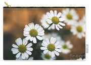 Feverfew Plant Carry-all Pouch