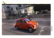 Fiat 500, Italy Carry-all Pouch