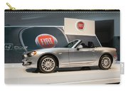 Fiat 124 Spider Carry-all Pouch