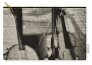 Fiddle And Mandolin Banjo Carry-all Pouch