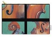 Fiddle Quartet Carry-all Pouch