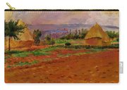 Field And Haystacks 1885 Carry-all Pouch