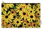 Field Of Black-eyed Susans Carry-all Pouch