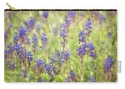 Field Of Blue Lupines  Carry-all Pouch