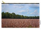 Field Of Cotton Balls Carry-all Pouch