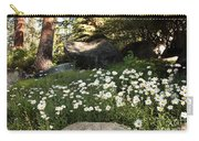 Field Of Daisies In Tahoe Carry-all Pouch