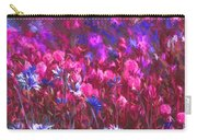 Field Of Dreams Abstract Carry-all Pouch