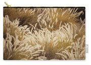 Field Of Feathers Carry-all Pouch