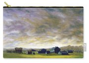 Field Of Green  18x24   Carry-all Pouch